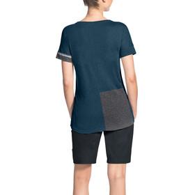 VAUDE Cevio T-Shirt Women dark petrol